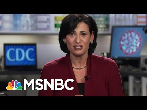 Pending Research On Spread, Variants Could Alter Guidance For Vaccinated People | Rachel Maddow