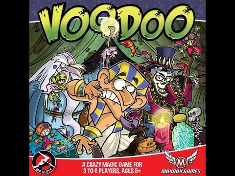 The Purge: # 1471 Voo Doo: The Best Party Game You Are Not Playing