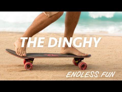 Dinghy 2016 - Landyachtz - Cruiser Board
