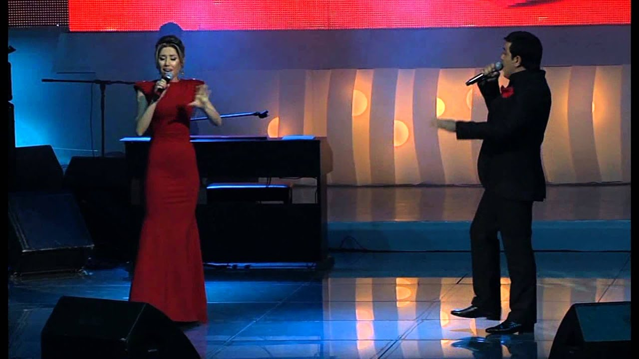 Christine Pepelyan – Verj ft. Martin Mkrtchyan // Concert in Hamalir // 2012 Full HD