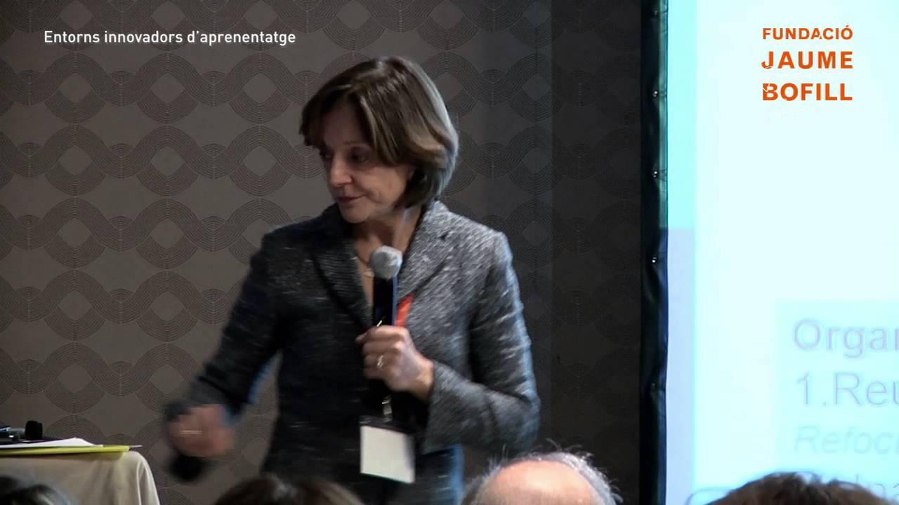"""""""Comunitats professionals d'aprenentatge: canvi i millora sostenible 2"""", per Roser Salavert"""