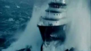 Die besten 100 Videos Schiffe in rauer See - Rough Sea - Ships in Storm
