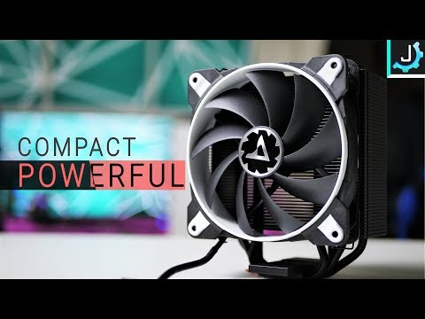Best All Around CPU Cooler For The Money – Arctic Freezer 33 eSports One Cooler Review