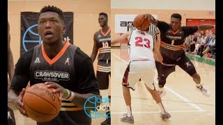 OMG!! Nate Robinson Puts On a EPIC Show At Ball Don't Stop Pro Am In Canada!!
