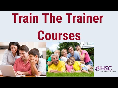 Train The Trainer Courses | Personal Training Courses - YouTube