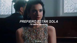 Dua Lipa - We're Good (Official Music Video) || Sub. Español + Lyrics