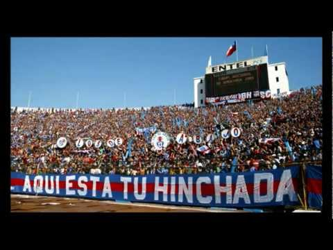 EL INDIO LLORA - UNIVERSIDAD DE CHILE