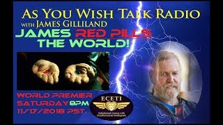 SPECIAL As You Wish Talk Radio - Saturday 11/17/2018 (Audio Only)