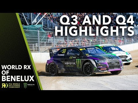 Day 2 Highlights | 2019 Spa World RX of Benelux