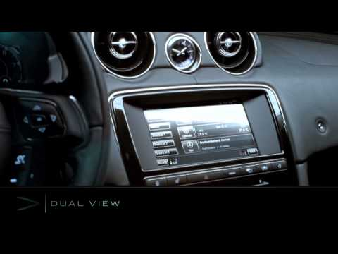 Jaguar XJ Technology Film UK  - NEW OFFICIAL