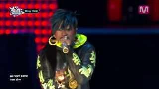 Missy Elliott_Get Ur Freak On(Get Ur Freak On by Missy Elliott on Mcountdown 2013.8.29)