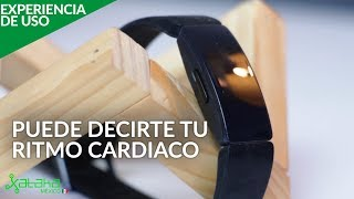 Fitbit Inspire HR, EXPERIENCIA DE USO: una banda súper ligera para hacer ejercicio