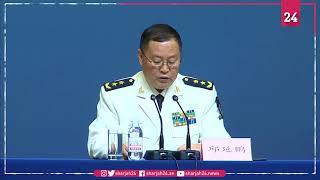 الصين تعرض سفناً حربية جديدة مع استعراض قوتها العسكرية