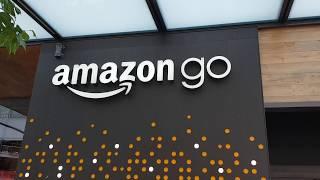 Amazon Go התנסות ראשונה אמזון גו   Kholo.pk