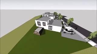 Projekty / rodinne domy Devín - foto