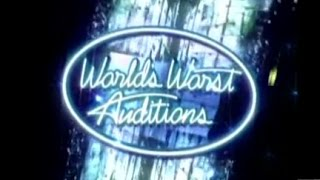 World's Worst Auditions On Idol
