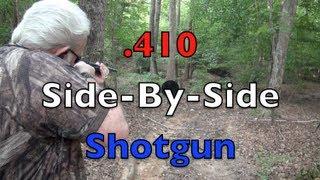 Leinad .410 Double Barrel Shotgun