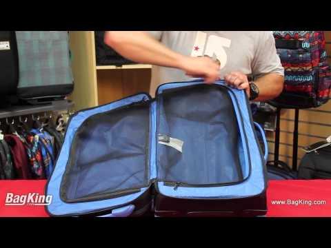 Burton Drifter Roller Bag Review – BagKing.com