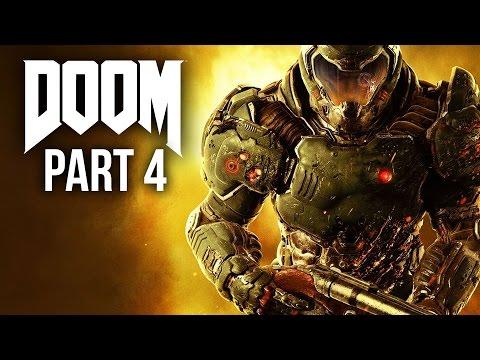 Doom 4 Gameplay