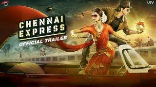 Shah Rukh Khan, Deepika Padukone - Official Trailer - Chennai Express