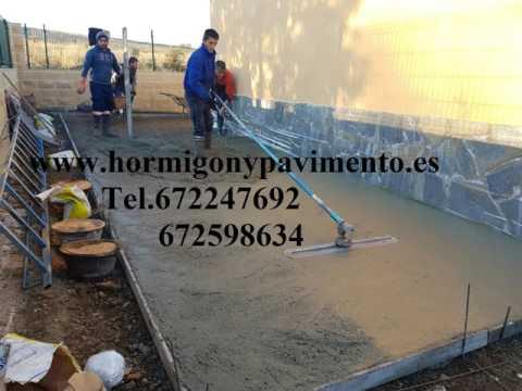 Ofertas Hormigon Impreso  Madrigalejo del Monte,Burgos Tel.672247692