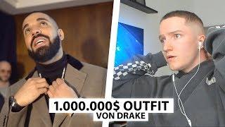 Justin reagiert auf 1.000.000$ Outfit von Drake.. | Reaktion