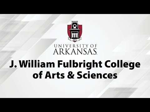 J. William Fulbright College of Arts & Sciences Commencement