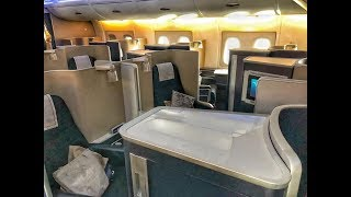 British Airways First Class Review | Airbus A380 | LHR LAX