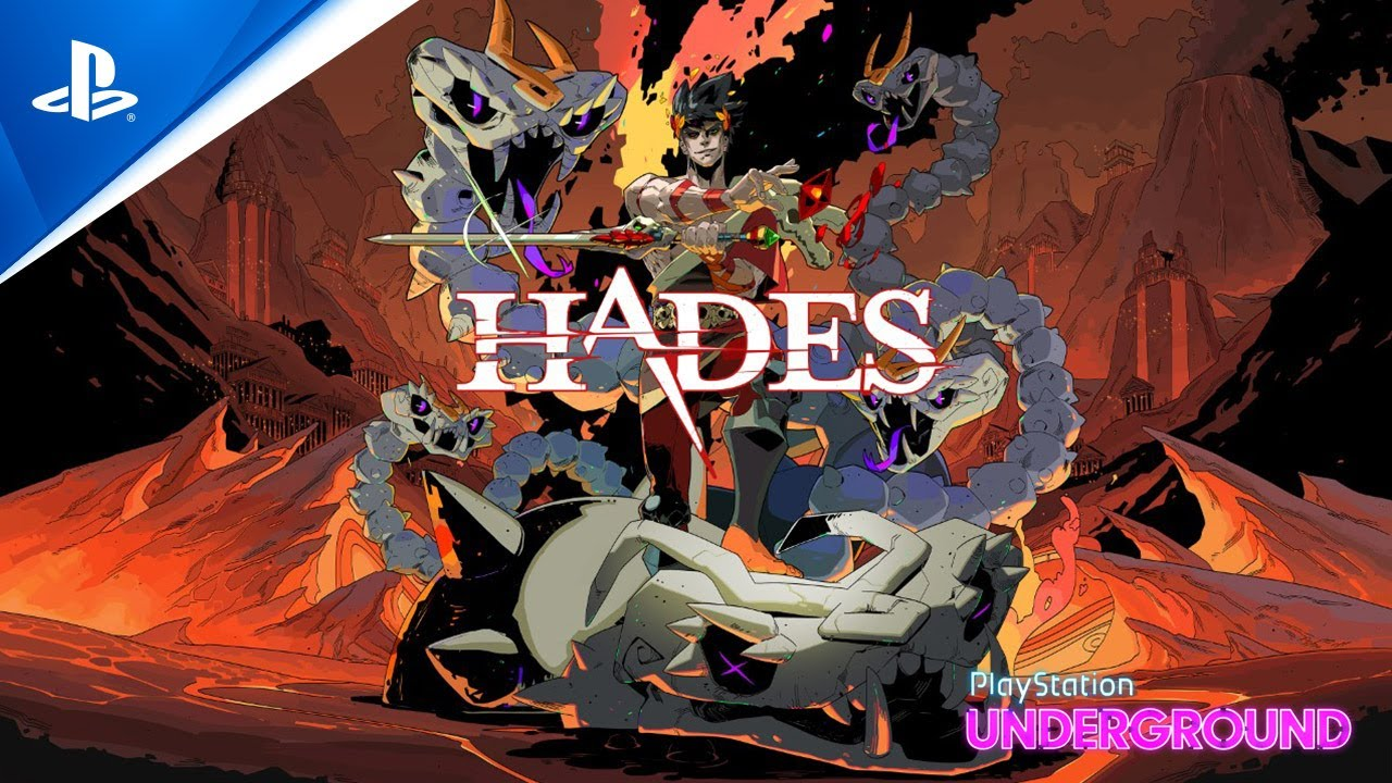 Les origines de Hades, sorti la semaine prochaine sur PS4 et PS5