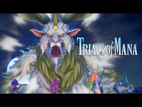 Trials of Mana : TGS 2019 Trailer