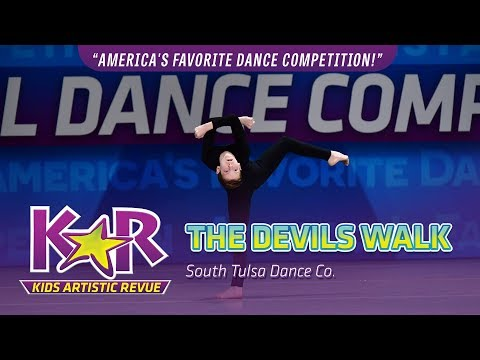"""The Devils Walk"" from South Tulsa Dance Co."