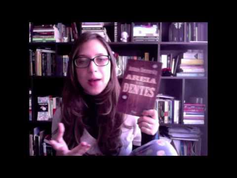 Areia nos Dentes - Vamos falar sobre livros? #16