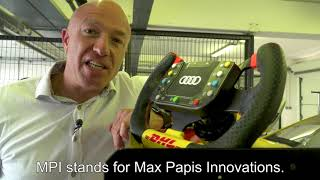 Max Papis Innovations x Tom Coronel Collaboration