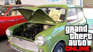 Masinuta lui MR.BEAN ! UPDATE MARE in GTA !
