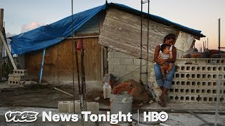 Homeless After Harvey & T-Pain's Biggest Vices: VICE News Tonight Full Episode (HBO)