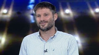 """""""אני עובד אצל הקדוש ברוך הוא"""": סמוטריץ' בריאיון לחדשות הערב"""