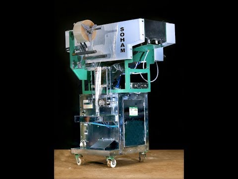 Florabatti Counting & Pouching Machine