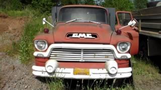 1957 GMC Truck (CTR-37)