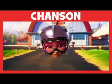 Rocketeers - Chanson : Le coeur du héros