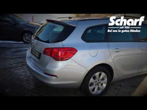 Scharf Automobile - Opel Astra J Sportstourer - Argonsilber