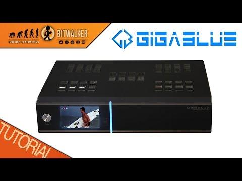 GigaBlue HD Quad Plus Linux Kabel Sat Receiver | Ein Blick auf das Menü