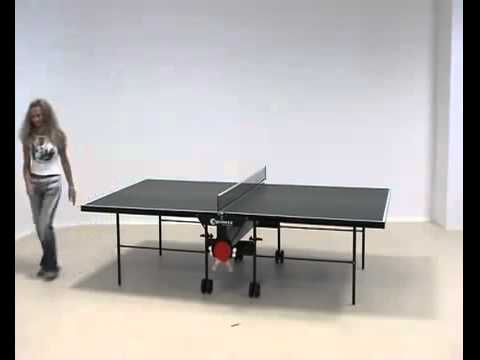 Всепогодный теннисный стол Sponeta S1-12е