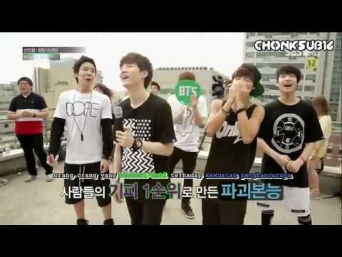 [INDO SUB] 130924 BTS Open Your Heart Cut