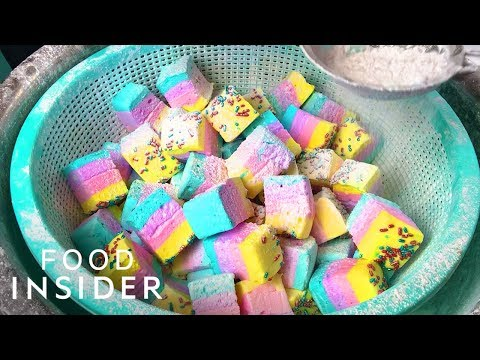 Delicious Marshmallows Taste Like Sugar Cookies