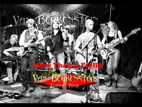 Анна Седокова - More Than A Feelin' — Van Beukenstein Classic Rock 2014