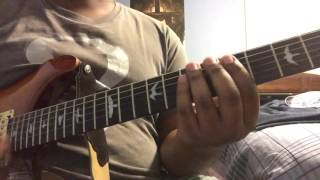 Betray My Heart - D'angelo and the Vanguard (Guitar Cover)