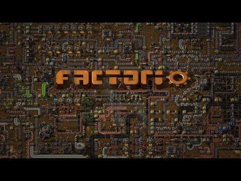 Factorio - Zatím nám nic nebouchlo :) LiveStream záznam [15. 6. 2018]