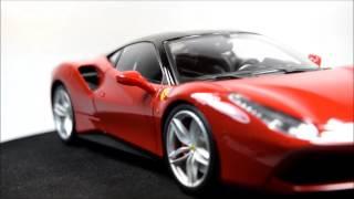 Bburago Signature Ferrari 488 GTB