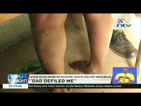 11 year old accuses father of defilement while in nursery school in Kisumu