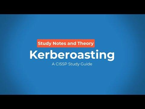 New 2021 CISSP Exam Topic: Kerberoasting - YouTube
